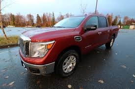 100 Used Nissan Titan Trucks For Sale Certified 2017 Cayenne Red In Anchorage