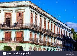 Caribbean Cuba Havana Historic Buildings 3