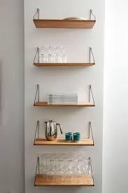 cuisine etagere murale étagère murale design scandinave en bois frama home