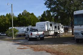 The Garden Shed Homosassa Fl by Covered Wagon Campground