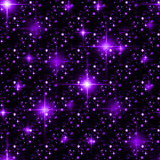 Pageant News Winners Purple Glitter Background Stars Seamless