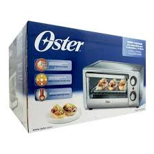 Blue Toaster Oven 4 Slice