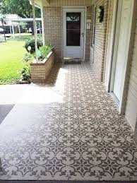 Patio Tile Ideas Beautiful Best 25 Flooring With Regard To