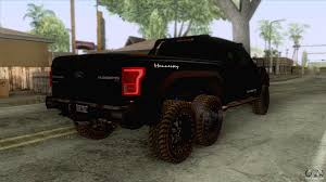 Ford F150 Hennessey Velociraptor For GTA San Andreas 2017 Velociraptor 600 Twin Turbo Ford Raptor Truck Youtube First Retail 2018 Hennessey Performance John Gives Us The Ldown On 6x6 Mental Invades Sema Offroadcom Blog Unveils 66 Talks About The Unveils 350k Heading To 600hp F150 Will Eat Your Puny 2014 For Sale Classiccarscom Watch Two 6x6s Completely Own Road Drive