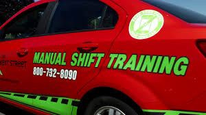 Manual (Stick Shift) Driving Lessons | The Next Street Driving School