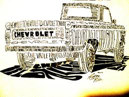 Chevy Truck Drawing (entirely Composed Of Words) By ... Vector Drawings Of Old Trucks Shopatcloth Old School Truck By Djaxl On Deviantart Ford Truck Drawing At Getdrawingscom Free For Personal Use Drawn Chevy Pencil And In Color Lowrider How To Draw A Car Chevrolet Impala Pictures Clip Art Drawing Art Gallery Speed Drawing Of A Sketch Stock Vector Illustration Classic 11605 Dump Loaded With Sand Coloring Page Kids