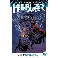 The Hellblazer Volume 1 Poison Truth By Simon Oliver