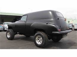 1951 Chevrolet Panel Truck For Sale | ClassicCars.com | CC-597554 Chevrolet Apache Classics For Sale On Autotrader 1951 Panel Truck Pu Gmc 1960 66 Trucks 65 Google Search Gm 3800 T119 Monterey 2016 Classiccarscom Cc597554 1963 C10 Youtube Roletchevy 1 Ton Panel Truck 1962 C30 W104 Kissimmee 2011 Rare 1957 12 Ton 502 V8 Hot Rod Sale Check Out This 1955 Van With 600 Hp Of Duramax Power 1947 T131