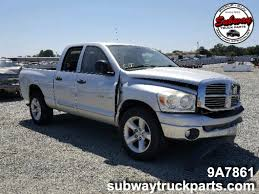 100 Ram Light Truck Parts Used 2007 Dodge 1500 57L 4x2 Subway
