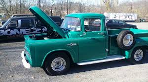 100 57 Dodge Truck 19 D 100 315cid Poly Hemispherical Motor YouTube
