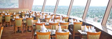 Skylon Tower Revolving Dining Room Yelp by Summit Suite Wedding And Private Bookings