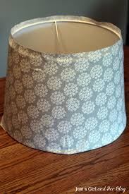 Fabric Lamp Shades Nd For Oil Lamps Chimney Shade Hurricane Material Diy