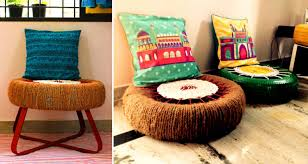 Designer Couple Upcycles Neglected And Worn Out Tires Into Colorful Tyrochairs