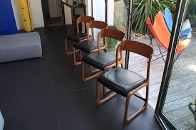 chaise traineau baumann baumann galerie memento de intéressant éclairage tendances