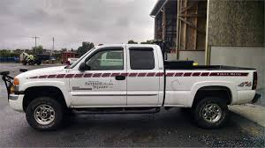 100 Government Truck Auctions 2005 GMC 2500 HD With 8 Meyers Snow Plow Online