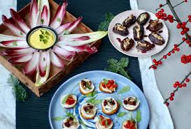 what does canape canapés entertaining hemsley