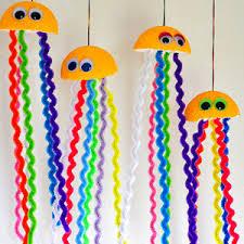Easy Kids Summer Crafts