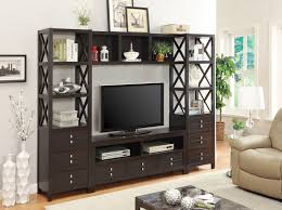 Havertys Dining Room Sets Discontinued by Casual Cappuccino Wood Entertainment Center W 2 Media Tower