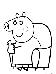 Free Coloring Pages Preschool Great Printable Kids Print Pig To E Colouring