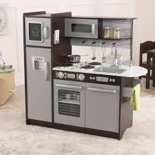 kidkraft grand espresso corner kitchen walmart com