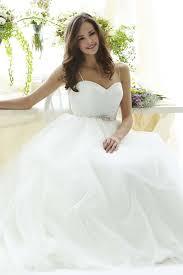budget ball gown wedding dress saveonthedate