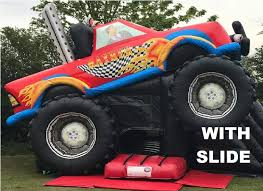15x26ft MONSTER Truck Bouncy Castle/ Slide Combo - Bouncy Castle ... Car Games 2017 Monster Truck Racing Ultimate Android Gameplay Games The 10 Best On Pc Gamer Dont Miss Monster Jam Triple Threat For Kids Fresh Puzzle Page 7 Dirt Bike Blaze And The Machines Dragon Island 15x26ft Truck Bouncy Castle Slide Combo Castle Rally Full Money Drawing Coloring Pages With Colorful Childrens Toys Home Bigfoot Coloring Page Free Printable Play Game Risky Trip All Free Online Racing