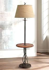 Franklin Iron Works Floor Lamp by Floor Lamps With Tray Lamp 1lt Ni And 7 74260ni Png W 1876 H 1472