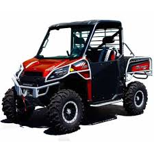 Ranger XP 900 ReadyForce HiBoy Doors
