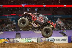 100 Monster Trucks Cleveland Jam Leaps Into The Coast Coliseum On Saturday And Sunday