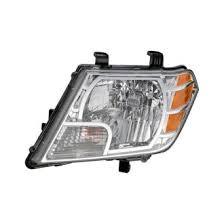 2010 nissan frontier custom factory headlights carid
