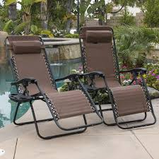 2PC Brown Zero Gravity Lounge Chairs Recliner Outdoor Beach Patio W/ Cup  Holder Patio Fniture Accsories Zero Gravity Outdoor Folding Xtremepowerus Adjustable Recling Chair Pool Lounge Chairs W Cup Holder Set Of Pair Navy The 6 Best Levu Orbital Chairgray Recliner 4ever Heavy Duty Beach Wcanopy Sunshade Accessory Caravan Sports Infinity Grey X Details About 2 Yard Gray Top 10 Reviews Find Yours 20