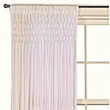 Simply Shabby Chic Curtains White by Par De Cortinas Rústicas Playa Del Panel De Cortina De Arpillera