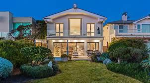 100 House For Sale In Malibu Beach Frank Sinatras Swanky Beach House Seeks 129 Million Los