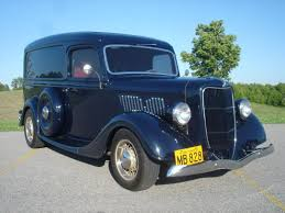 Eye Candy: 1935 Ford Panel Truck   The Star Chevrolet Gmc Truck Parts And Accsories 2003 Catalog Classic American Classics For Sale On Autotrader Ford T Shirt Licensed Genuine Parts Hot Rod Pick Up Speedie Auto Salvage Junkyard Junk Car Parts Auto And Truck Home Farm Fresh Garage Ltd Truck Shop Rat Rods Of America Network Trucks 54freshcom 54fresh 19472008 Chevy Accsories Black Stylish Big Rig Semi Running On Road Stock Image City Chrome 20 Universal Kenworth Peterbilt 379