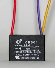 ceiling fan capacitor ebay