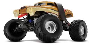 100 Monster Jam Rc Truck Traxxas Mutt Hobbytown USA Texas Traxxas RC