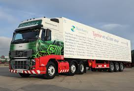 100 Good Truck Names Malcolm Group Turns The Tables On Eddie Stobart After Cancer