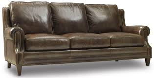 Bradington Young Leather Sofa Recliner by Bradington Young Bradington Young Leather Furniture American Made