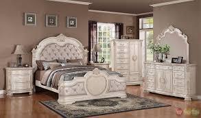 Furniture Amusing Antique Traditional Distressed Antique White
