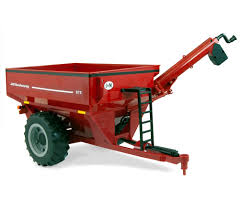 100 Toy Grain Trucks Implements