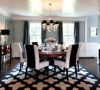 Black Console Table Decor Dining Room Traditional With My Houzz Gray Walls