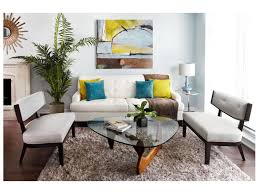 coffee tables decorating with floors and light walls what