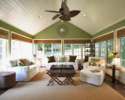 innovative broan bathroom fan in sunroom traditional with vaulted
