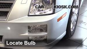 fog light replacement 2005 2011 cadillac sts 2011 cadillac sts