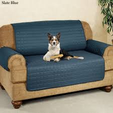 Living Room Furniture Covers by Microfiber Pet Furniture Covers With Tuck In Flaps Sofa Cover Idolza