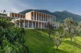 100 Villa Architect David Chipperfield S Eden