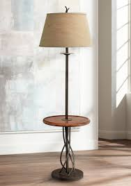 Traditional Floor Lamp With Attached Table Uk by Floor Lamp With Table Dining Table