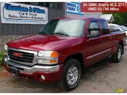 2005 GMC Sierra 1500 SLE Extended Cab 4x4 In Sport Red Metallic ... 2006 Gmc Sierra 1500 Slt Z71 Crew Cab 4x4 In Stealth Gray Metallic Is Best Improved June 2015 As Fseries Struggles 1954 Pickup Classics For Sale On Autotrader 2016 Canyon Overview Cargurus Sle 4wd Extended Cab Rearview Back Up 2011 2500 Truck St Cloud Mn Northstar Sales Lifted Trucks For Salem Hart Motors Autolirate At The New York Times Us Midsize Jumped 48 In April Colorado 1965
