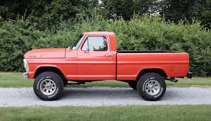 This 1967 Ford F100 Short Bed 4x4 Is A Modified Example That Was ... Bf Exclusive 1970 Ford F100 Short Bed 72018 F250 F350 Bak Revolver X2 Rolling Tonneau Cover 39330 1979 Shortbed Classic 1966 Pickup For Sale 4330 Dyler Trucks Orange Just Caleb Pinterest 4x4 1978 78 Ranger Xlt Sold Youtube Bangshiftcom This Crew Cab Is Root Beer Brown 1999 Used Super Duty V10 Lariat 1965 Truck 2014 F150 For Manistee Mi Jack Bowker Lincoln Vehicles Sale In Ponca City Ok 74601