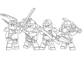 Ninjago Coloring Pages Lovely Ideas Book Creative Printable Lego Snakes